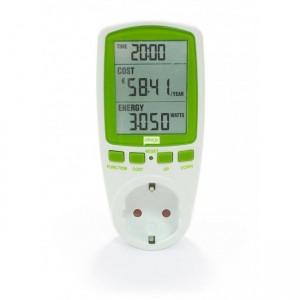 medidor consumo eléctrico individual
