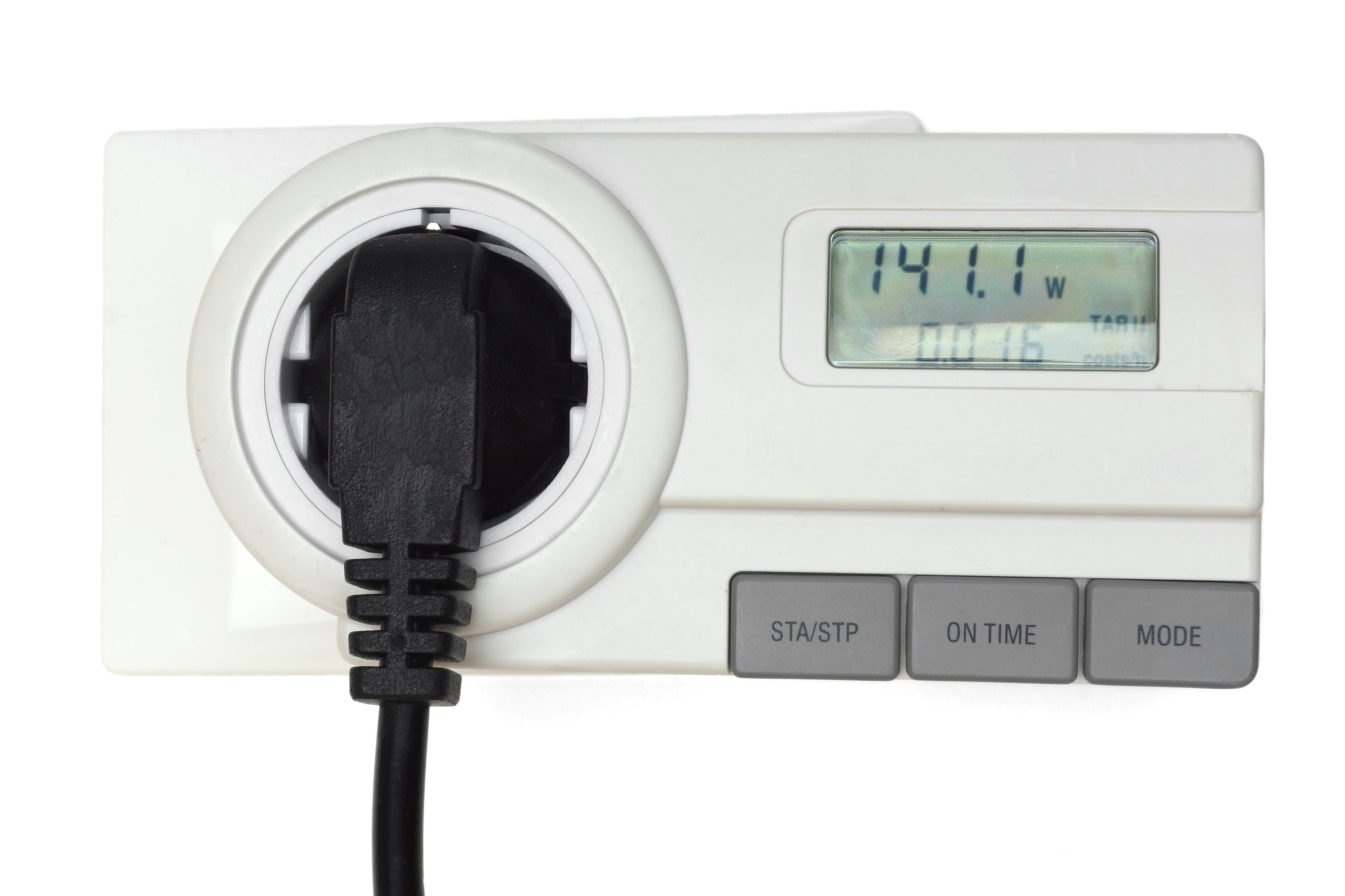Medidor eléctrico