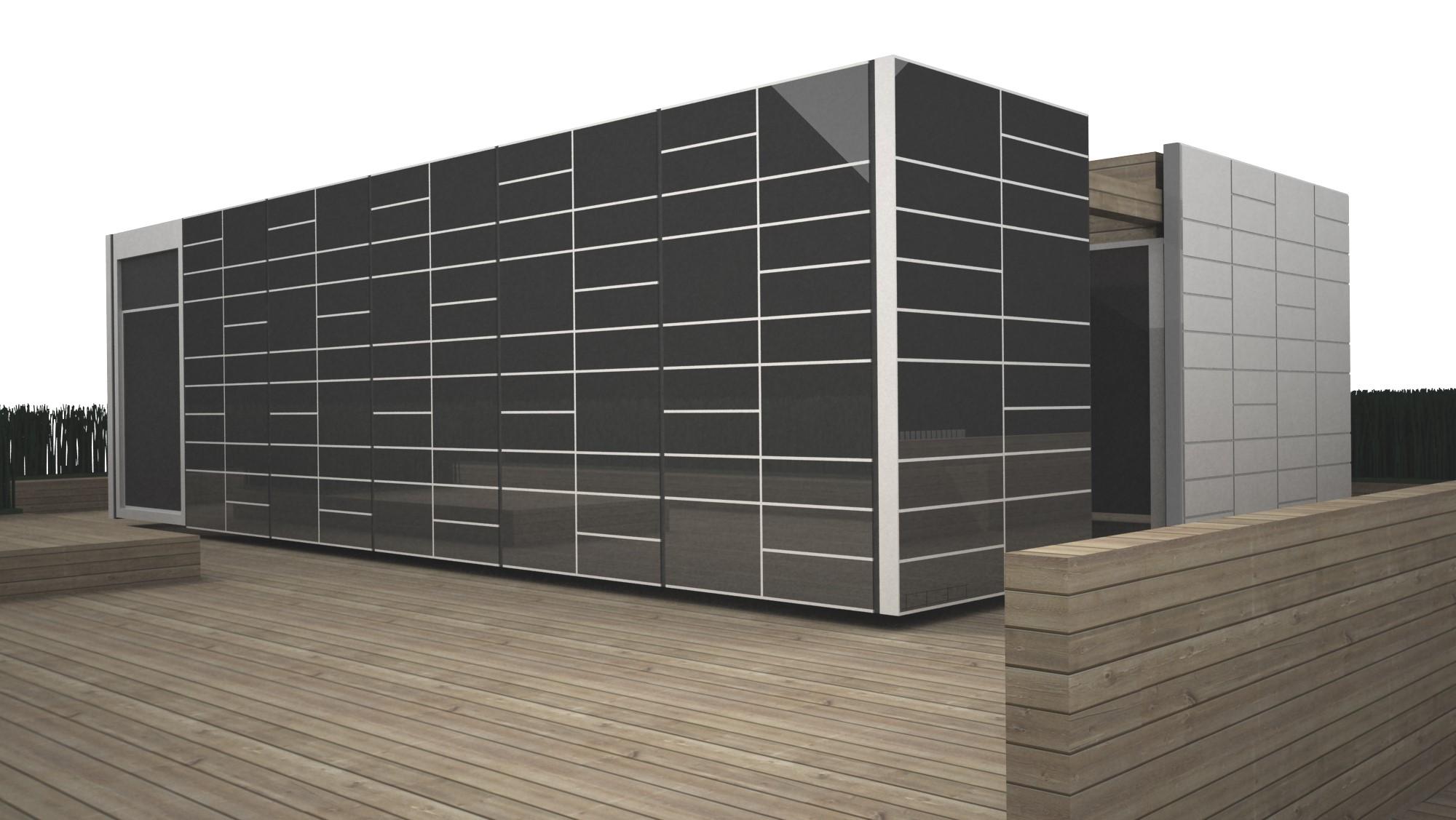 Fachadas inteligentes edificios