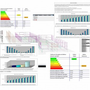 Auditoria energética edificios