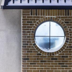 ventana redonda eficiencia energética